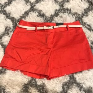 Coral Express Shorts brand new with tags!